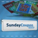 Coupon print preview for Sunday