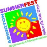 Abington Summerfest and Sidewalk Sale Days!