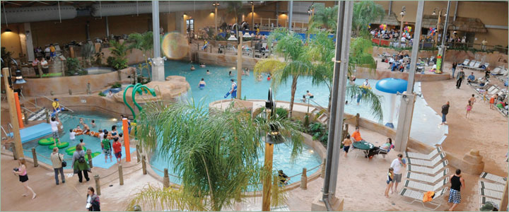 Great Split Rock Resort and H2Ooooh Water Park Tickets deal