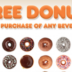 National Donut Day is today~FREE Donuts!!