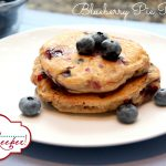 Tried and True Tuesday: Whole Wheat Blueberry Pancakes