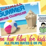Cinemark Summer Movie Clubhouse Schedule and Coupon!