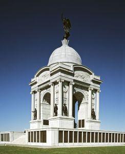 Pennsylvania Memorial, Gettysburg National Military Park