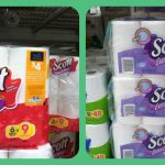 Stocking up on Toilet Paper and Paper Towels–Scott Values and Walmart!