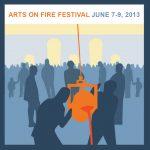 Arts on Fire Festival, Scranton Iron Furnaces
