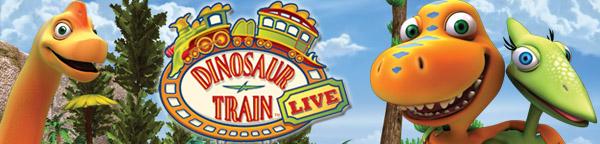 Dinosaur Train Kirby Center
