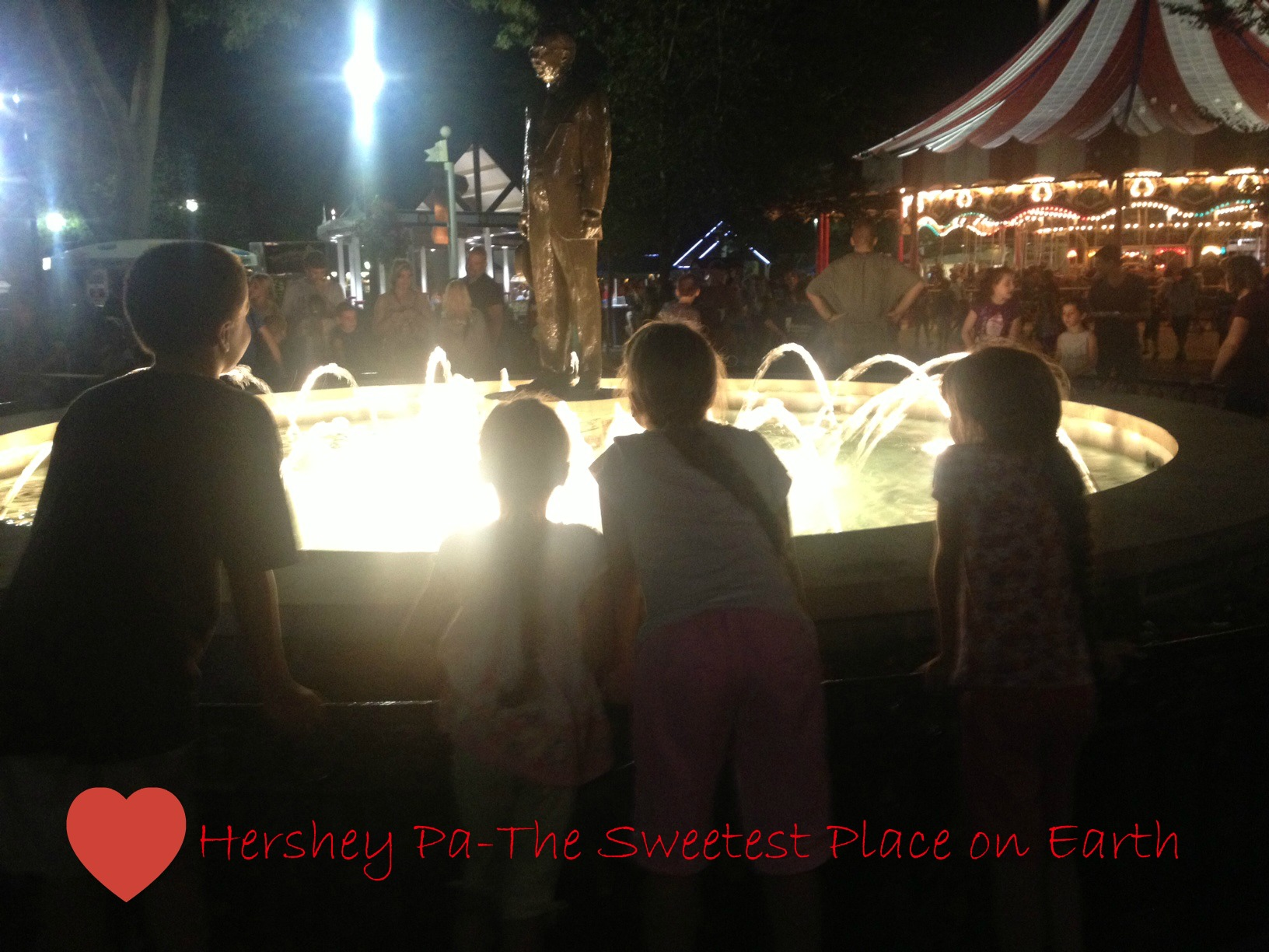 Hershey Pennsylvania–A fun place to take the family!