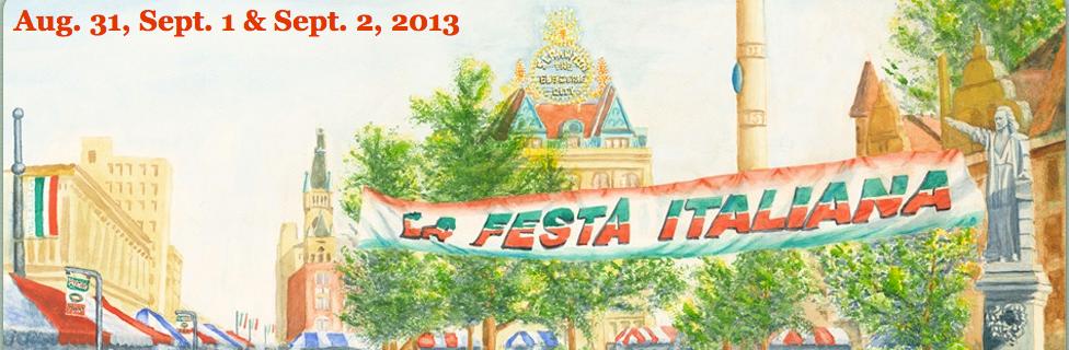 La Fest Italiana 2013