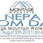 NEPA MOM Day at Montage Mountain Waterpark!