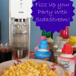 SodaStream makes parties fun!