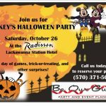 Giveaway Alert! Win 2 tickets to Mickey's Halloween Party!