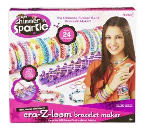 Cra-Z-Loom Bracelt maker