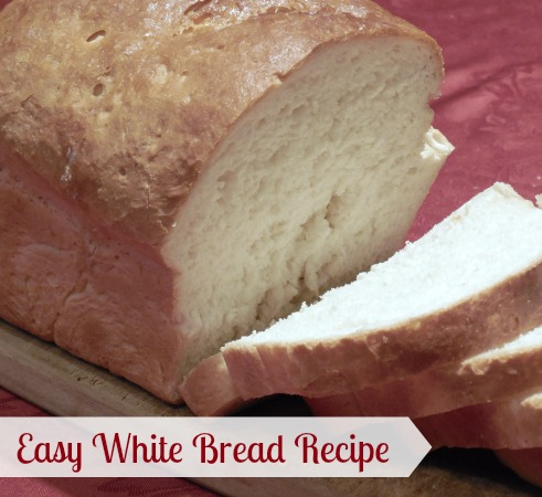 White Bread Recipe, Family Friendly Recipes, www.nepamom.com