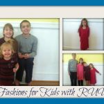 Holiday Kids Fashions with RUUM
