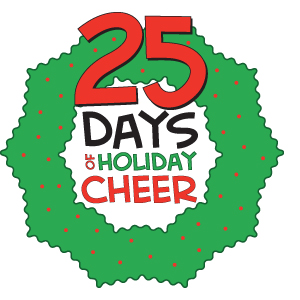 25 Days of Holiday Cheer