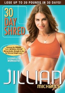 30 Day Shred logo