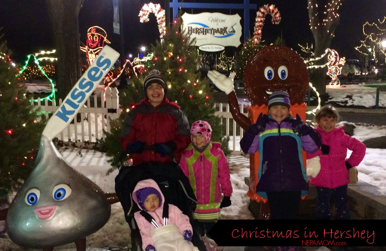 Hershey Park Christmas.Our Hershey Park Christmas Visit Good Food And Family Fun