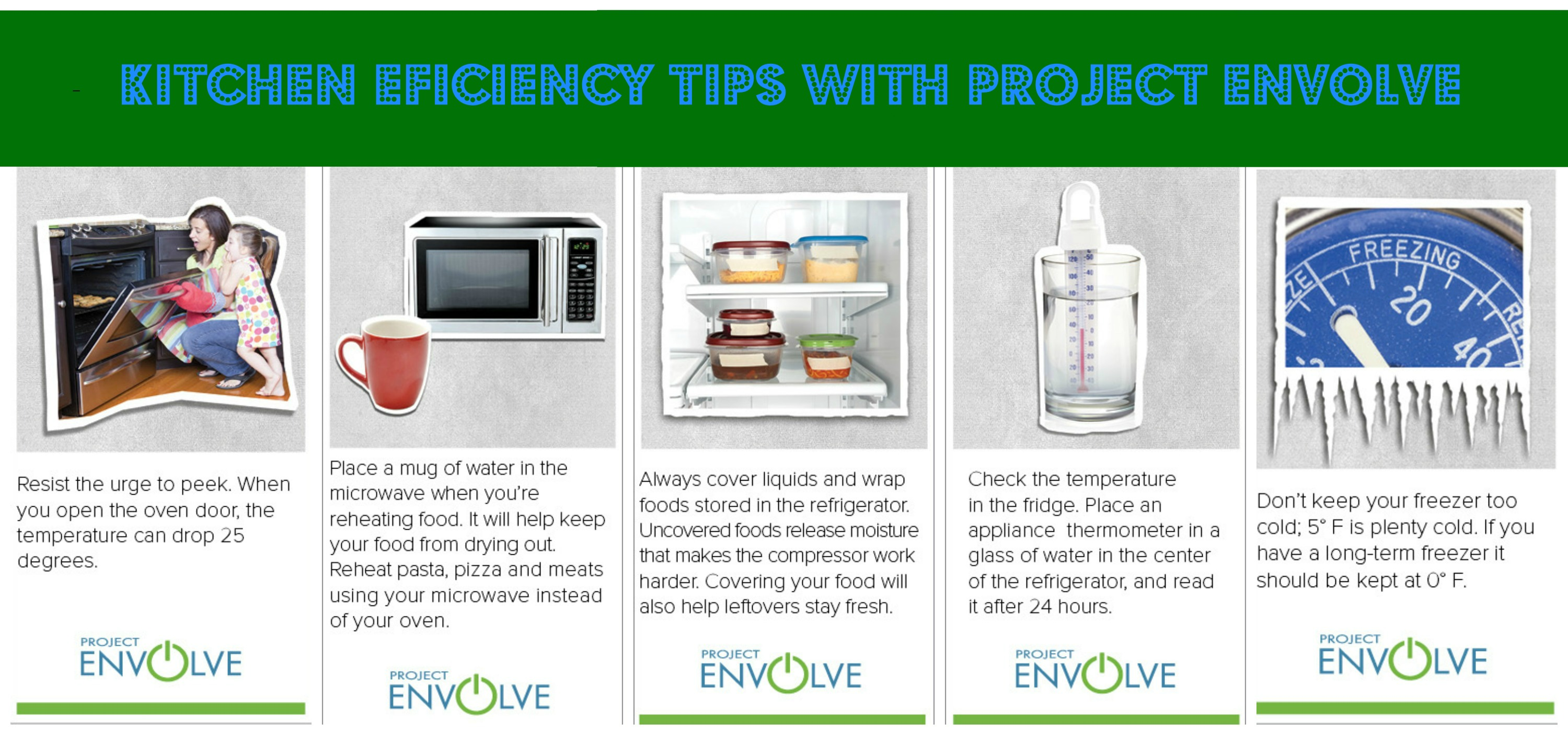 Kitchen Efficiency tipslogo