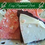 Recipe for Peppermint Bark