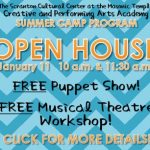 Scranton Cultural Center Summer Camp Program Open House
