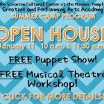 Scranton Cultural Center Summer Camp Program Open House