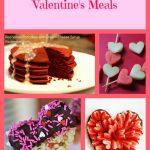9 Kid Friendly Valentine's Meals