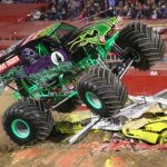 Monster Jam at Mohegan Sun Arena