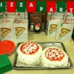Pizza Party Birthday