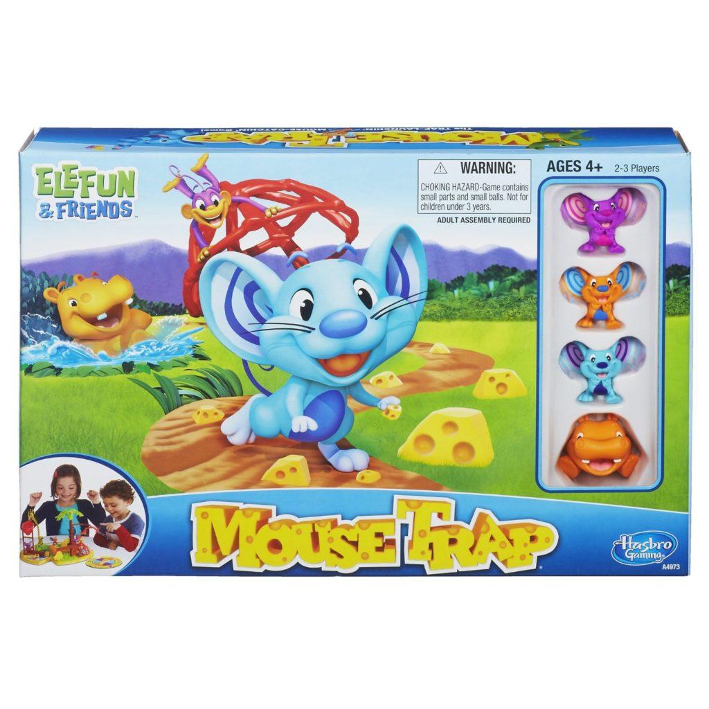 Elefun Mouse trap