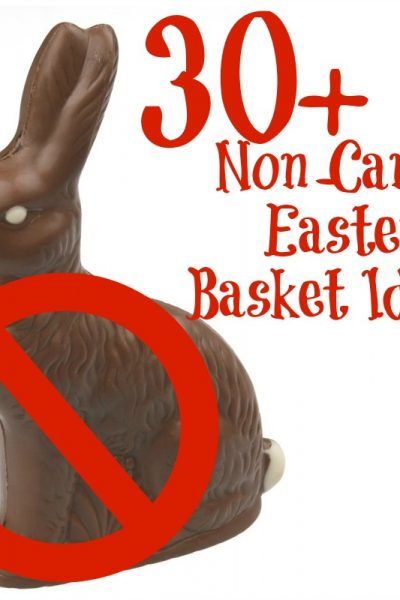 30 + Easter Basket Ideas