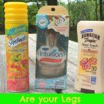 Are Your Legs Summer Legs or Winter Legs?  #SummerizeYourLegs#shop