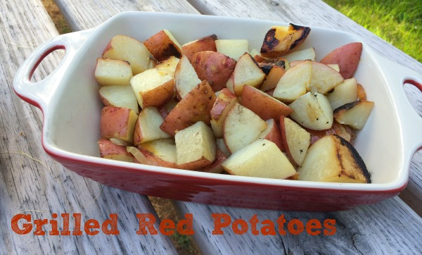 Grilled Red Potatoes Recipe