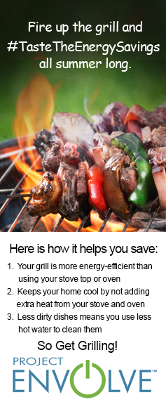 Pinterest Grilling graphic