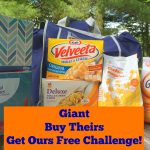The Buy Theirs, Get Ours Free Challenge at Giant is back!