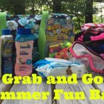 Grab and Go Summer Essentials Bag