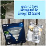 Ways to Save Money and Be Energy Efficient #ProjectEnvolve