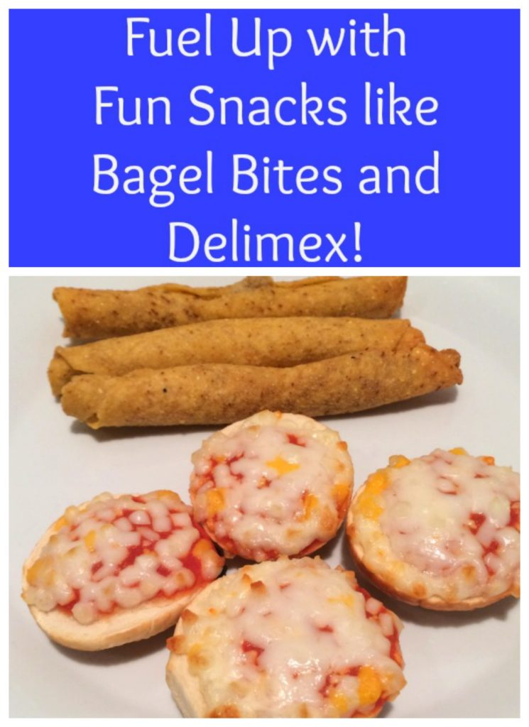 Fuel Up with Fun Snacks like Bagel Bites and Delimexn #cbias