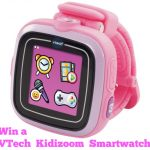 Review and Giveaway of the new Vtech Smartwatch–Kidizoom
