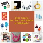 Free Crafts at Michaels for September