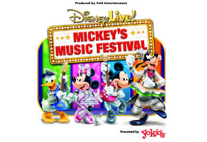 Mickey's Music Festival at Mohegan Sun Arena