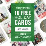 Tiny Prints Deal on Holiday Cards
