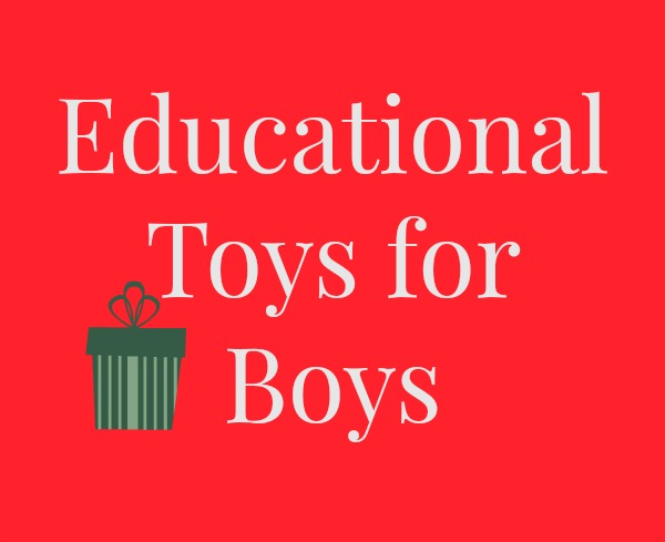 educational toys for boys