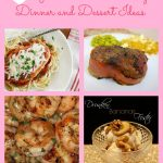 Valentines Dinner Recipes–Perfect for a night at home!
