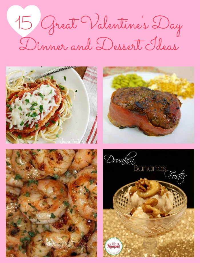 Valentines Dinner Recipes-Perfect for a night at home ...