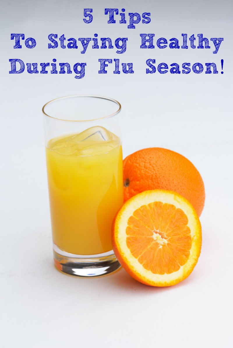 5 Tips to Staying Healthy During Flu Season