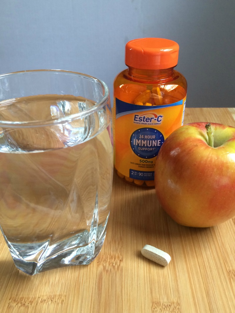 Drinking enough water is part of a healthy lifestyle  #24HourEsterC #ad