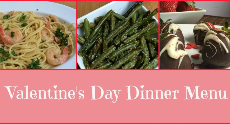 Featured Valentine's Day Dinner Menu