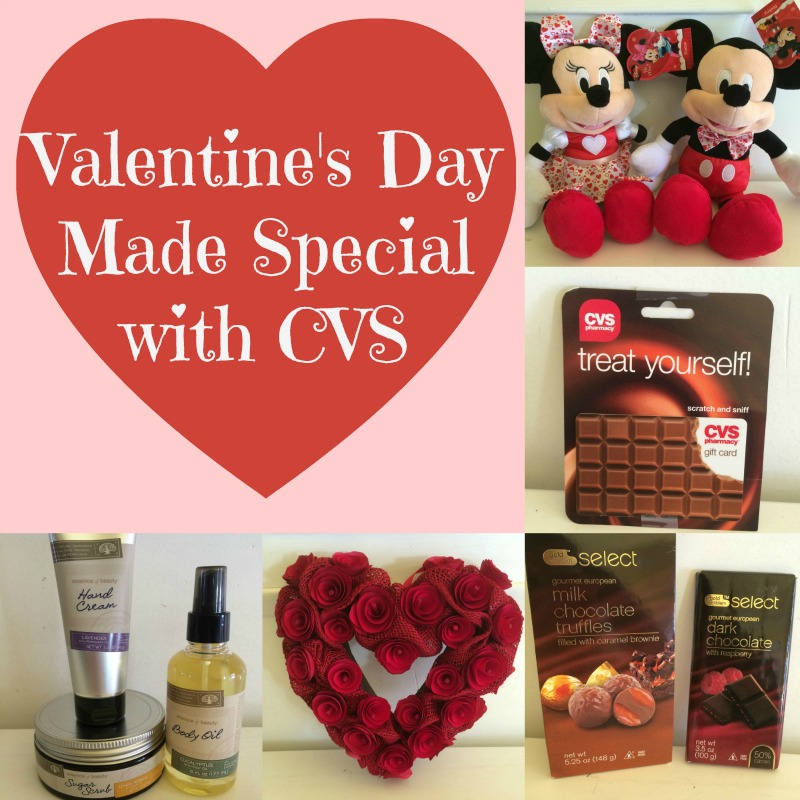 Valentine's Day Made Special with CVS--Stock up on all your favorites for the special people in your life!