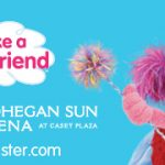 Sesame Street Live Ticket Giveaway