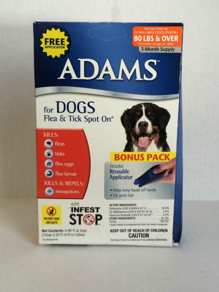 Adams Flea and Tick Spot On #StartSmart #AD